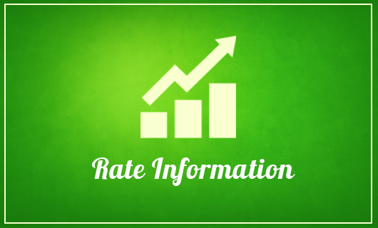 rate information